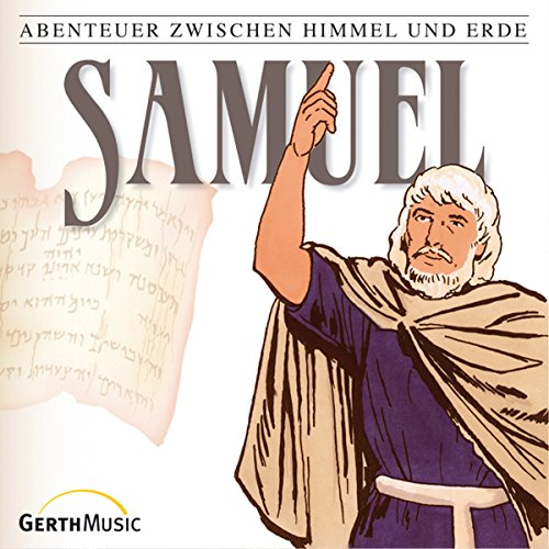 Samuel audiobook cover art