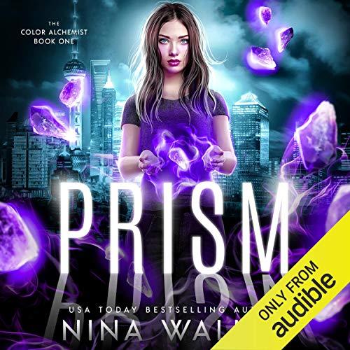 Prism cover art