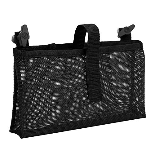 TEANQIkejitop Durable nylon marine equipment accessories storage mesh bag multifunctional nylon drawstring bag with lock and ID can be used for beach laundry