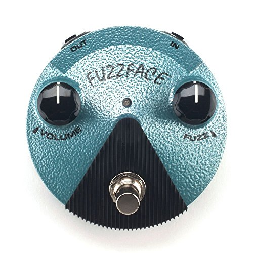JIM DUNLOP『FFM3 FUZZ FACE MINI TUQ JIMI』