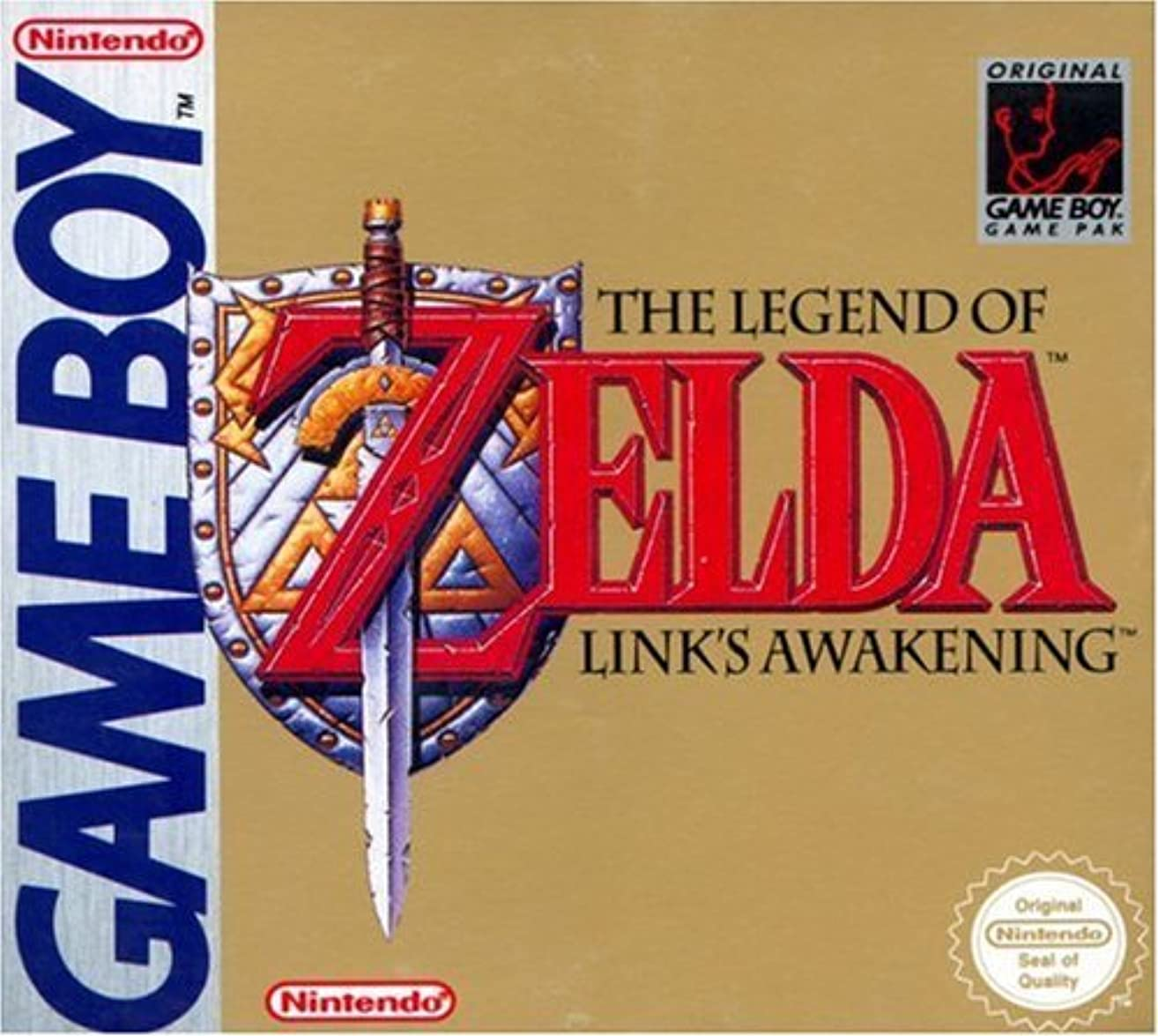 The Legend of Zelda: Links Awakening (Renewed)