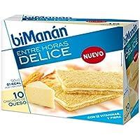 Bimanán - Crackers queso entre horas delice bimanán