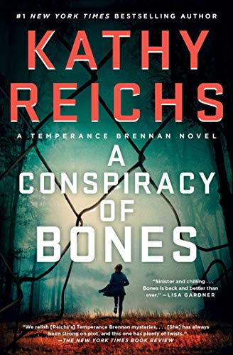 A Conspiracy of Bones (Temperance Brennan Book 19)