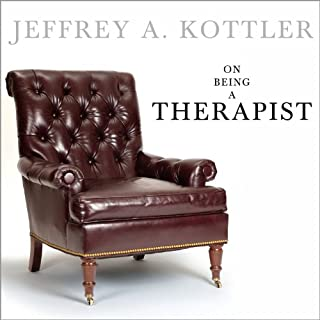 On Being a Therapist cover art