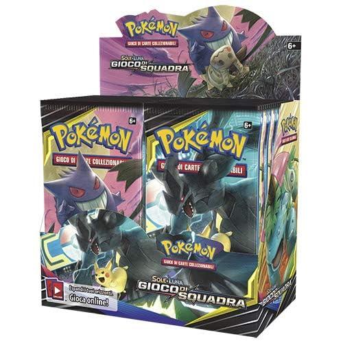 Pokémon Sole e Luna Gioco Di Squadra - Gioco di carte collezionabili, 1 pezzo