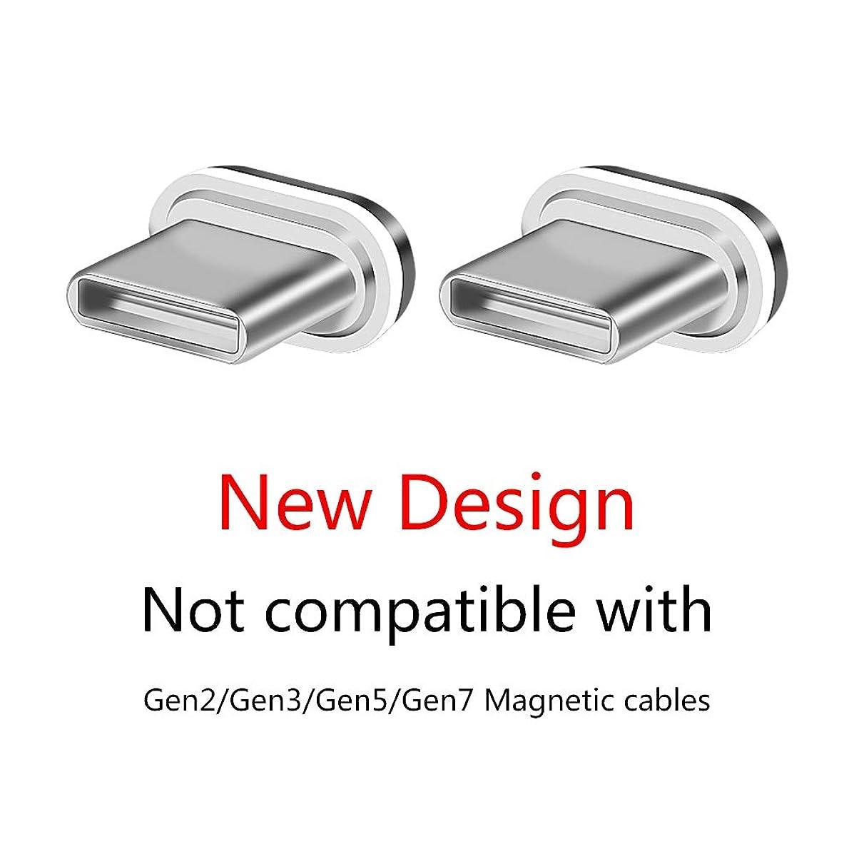NetDot Gen10 USB-C Connectors Without Cords(USB-C/2 Pack Tips)