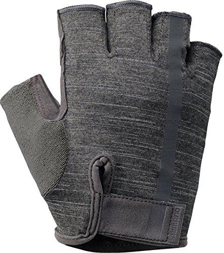 'Shimano–Guanti da ciclismo Transit Gloves ', dunkelgrau (229)