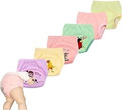 smart sisi 2018 New Anti Leakage Training Pants for Babies, Toddler 6 Layers Potty Training Pants