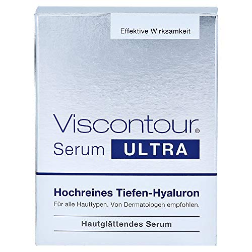 VISCONTOUR Serum Ultra Ampullen 20x1 Milliliter