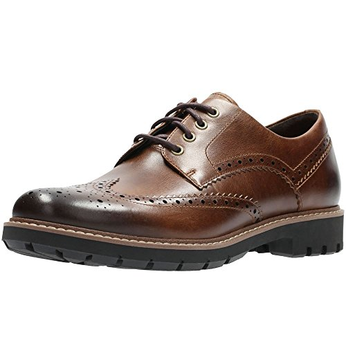 Clarks Men's Batcombe Wing Brogu...