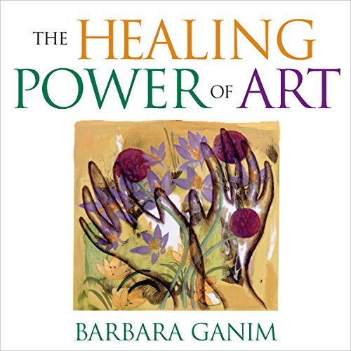 The Healing Power of Art cover art
