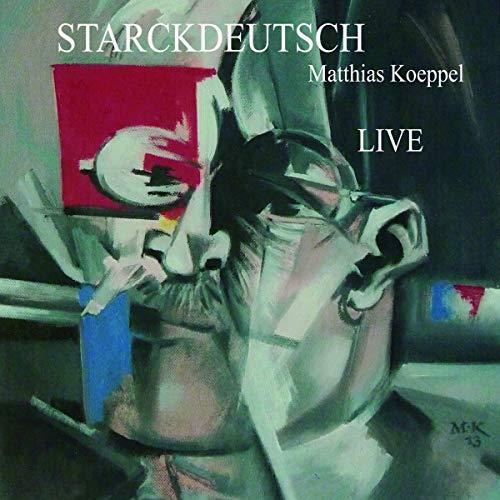 『Starckdeutsch LIVE』のカバーアート