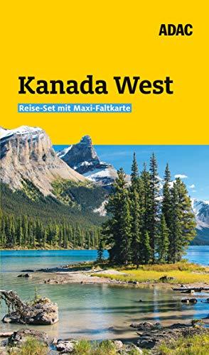 ADAC Reiseführer plus Kanada West: mit Maxi-Faltkarte zum Herausnehmen