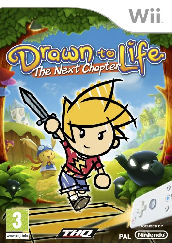Drawn To Life: The Next Chapter (Wii) [Importación inglesa]