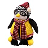 GUOAI Friends TV Show Merchandising Joey's Friends Rachel Penguin Plush Kids Toys para Niñas y Niños Adultos