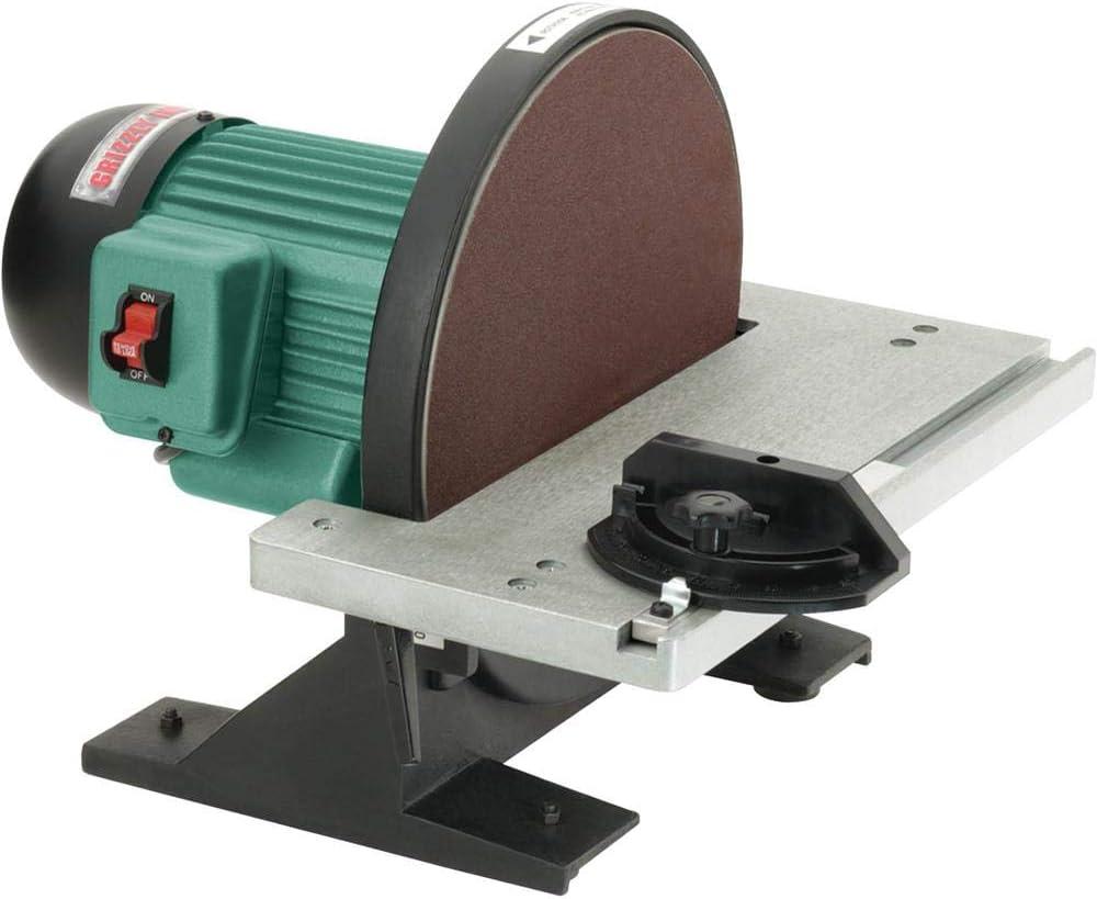 Grizzly Industrial G7297 - Belt Grinder for Knife