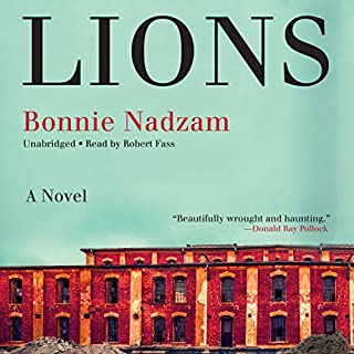 Lions audiobook cover art