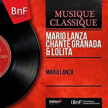 Mario Lanza chante Granada & Lolita (Mono Version)