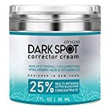 CITYGOO Dark Spot Corrector Cream for Face and Body, Dark Spot Remover, Natural Ingredient: 4-Butylresorcinol, Kojic Acid, Lactic Acid and Salicylic Acid,1 Fl Oz