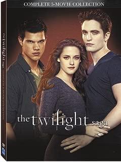 Twilight Saga 5 Movie Collection