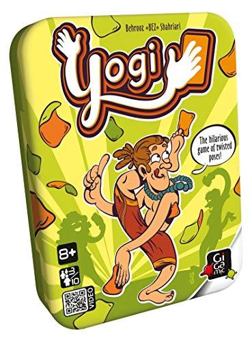 MORAPIAF Yogi - Juego de Cartas en Castellano