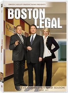 Boston Legal: Season 3 (Sous-titres français) (B002XLGOD6)   Amazon price tracker / tracking, Amazon price history charts, Amazon price watches, Amazon price drop alerts