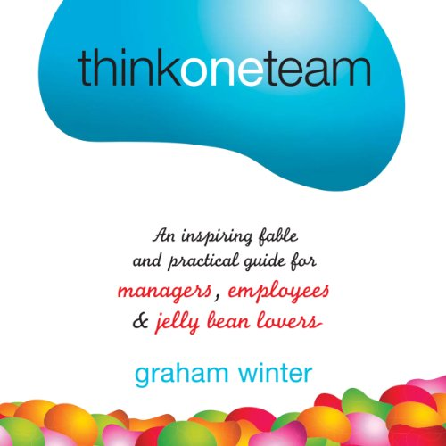 Think One Team audiobook cover art