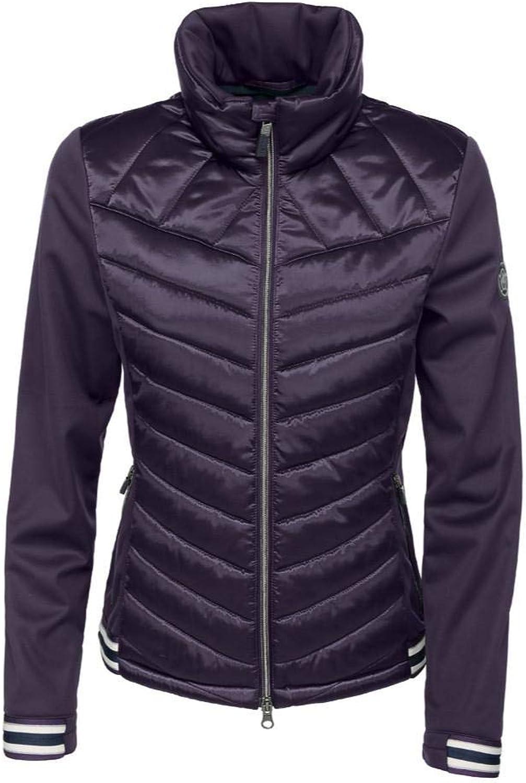 Pikeurladies materialmix jacket CALINAWINTER 2018