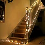 Uping Strisce LED, Luce Calda Bianca,22 Metri, Impermeabile,...