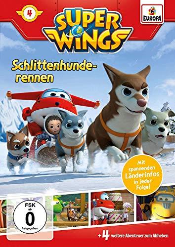 Super Wings 4 - Schlittenhunderennen
