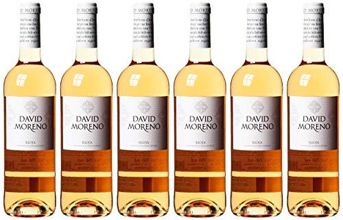 David Moreno Rosado Spanische Weine (6 x 0.75 l)