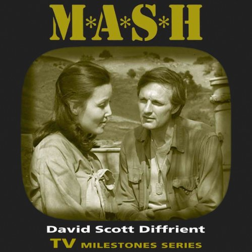 M*A*S*H audiobook cover art