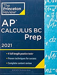 in budget affordable Princeton Review AP Calculus BC Prep, 2021: 4 practice tests + complete content review +…