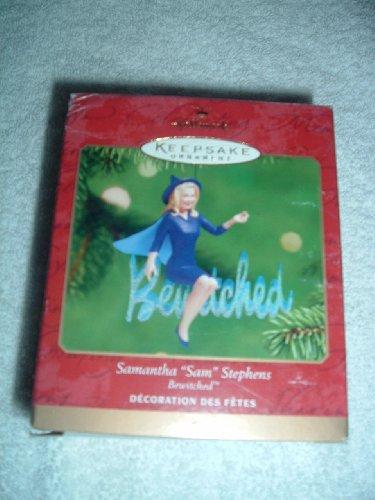 Keepsake Ornament Samantha ' Sam' Stephens, Bewitched