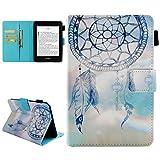 eBook Reader Hülle für Kindle Paperwhite 2018 10th Generation Case Leder Tasche Schutzhülle Flip Cover Einschlaf