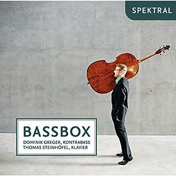 Schubert, Bloch & Bottesini: Bassbox