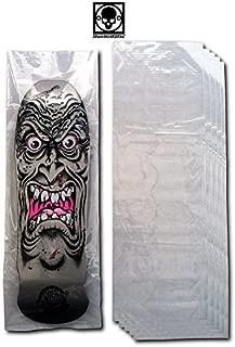 SkateHoarding 50-Pack Skateboard Collector Storage Bag Sleeve Deck Protection