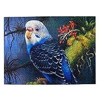 500ピース ジグソーパズル オウム パズル 木製パズル 動物 風景 絵 ピクチュアパズル Puzzle 52.2x38.5cm