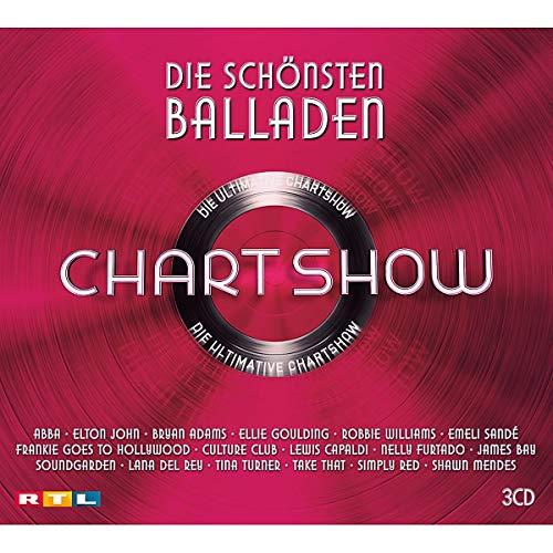 Die Ultimative Chartshow - die Schönsten Balladen