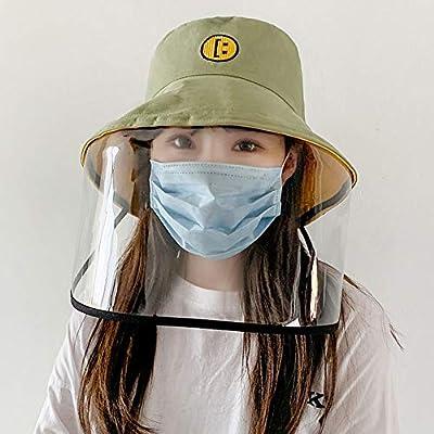 Hcyai Uni Anti-Spitting Schutzhut