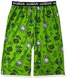 Minecraft boys Lounge Pant Pajama Bottom, Mob Sounds, 8 6 US