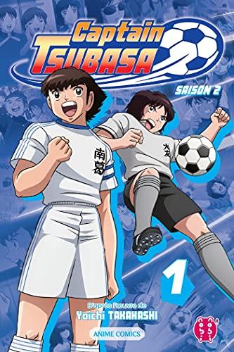 Captain Tsubasa - Saison 2 T01: Anime comi