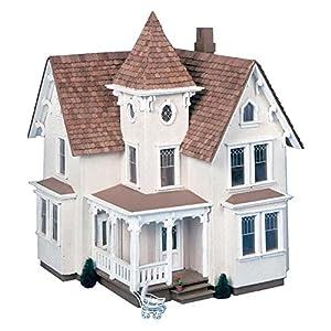 Greenleaf Fairfield Dollhouse Kit - 1/24 Scale