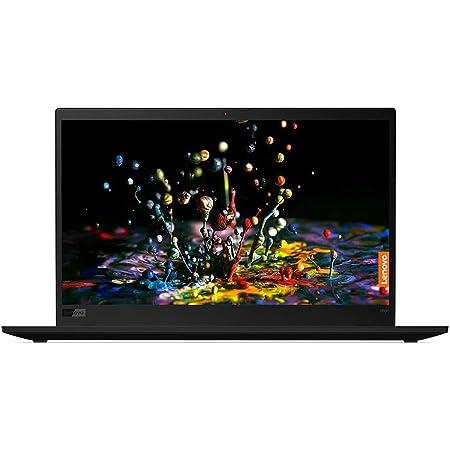 Lenovo ThinkPad X1 Carbon 7th Gen - 20QD000BUS: 14-Inch FHD (1920x1080) IPS Screen, 8GB RAM, 256GB Nvme SSD, Win 10 Pro, I5-8265U, Black