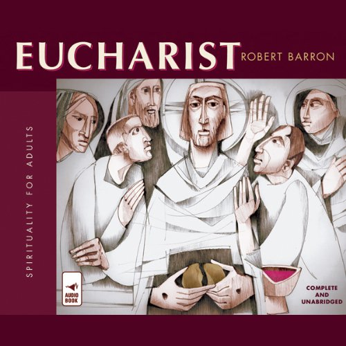 Eucharist audiobook cover art