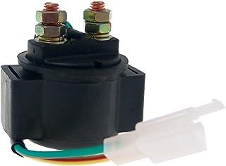 Anlasser/Starter Relais mit Kabel für BENZHOU YY50QT 2 50cc, YY50QT 22, YY50QT 3, YY50QT 4
