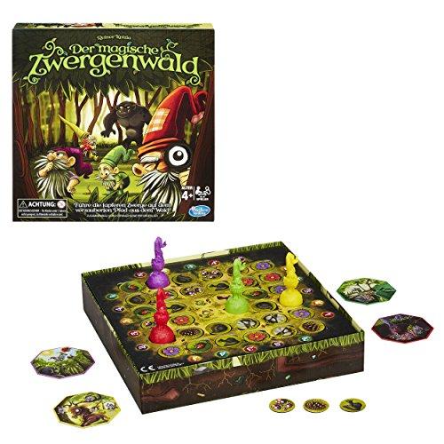 Hasbro Spiele B6304100 - Der magische Zwergenwald, Kinderspiel