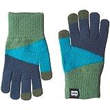 [エヴォログ] 手袋 LET 2315 メンズ GREEN×EMERALD×BLUE 日本 Free-(FREE サイズ)