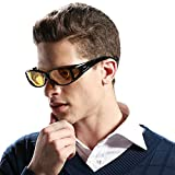 Duco Night Vision Glasses for Driving at Dusk...