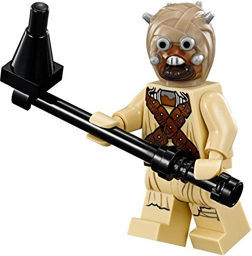 LEGO Star Wars Minifigure–Tusken Raider with gaffi Stick (75081)